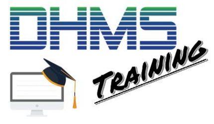 DHMS Training